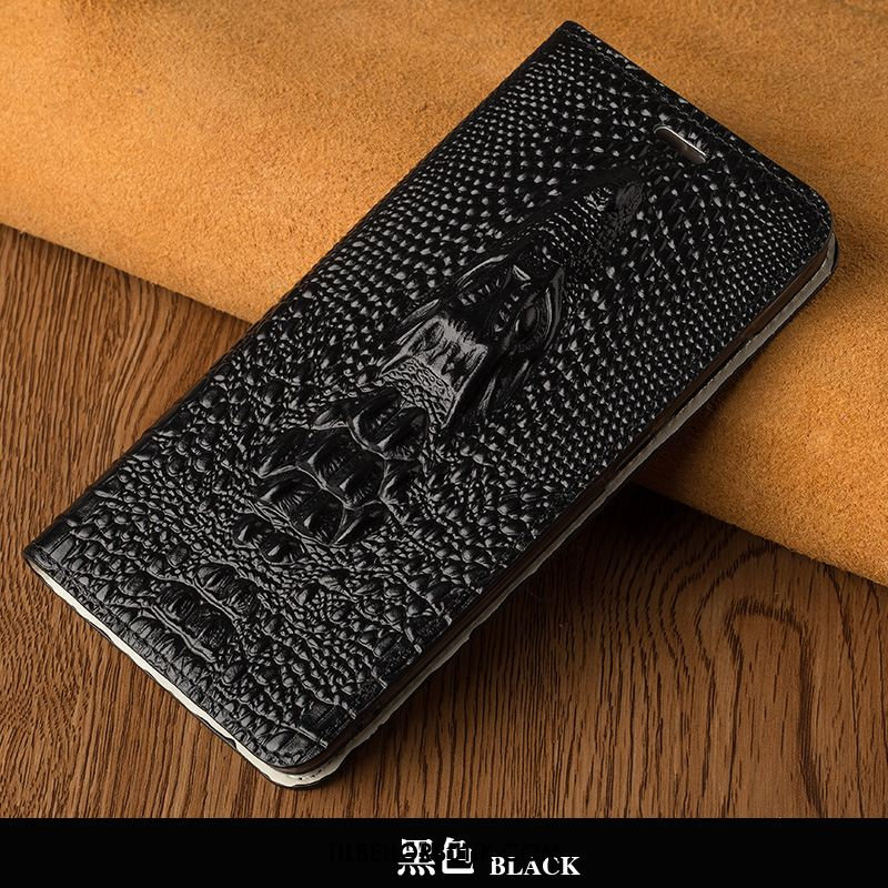 Samsung Galaxy Note 9 Etui Support Kvalitet Kreativ Sort High End Køb