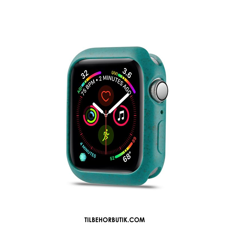 Apple Watch Series 5 Etui Alt Inklusive Grøn Cover Beskyttelse Udsalg