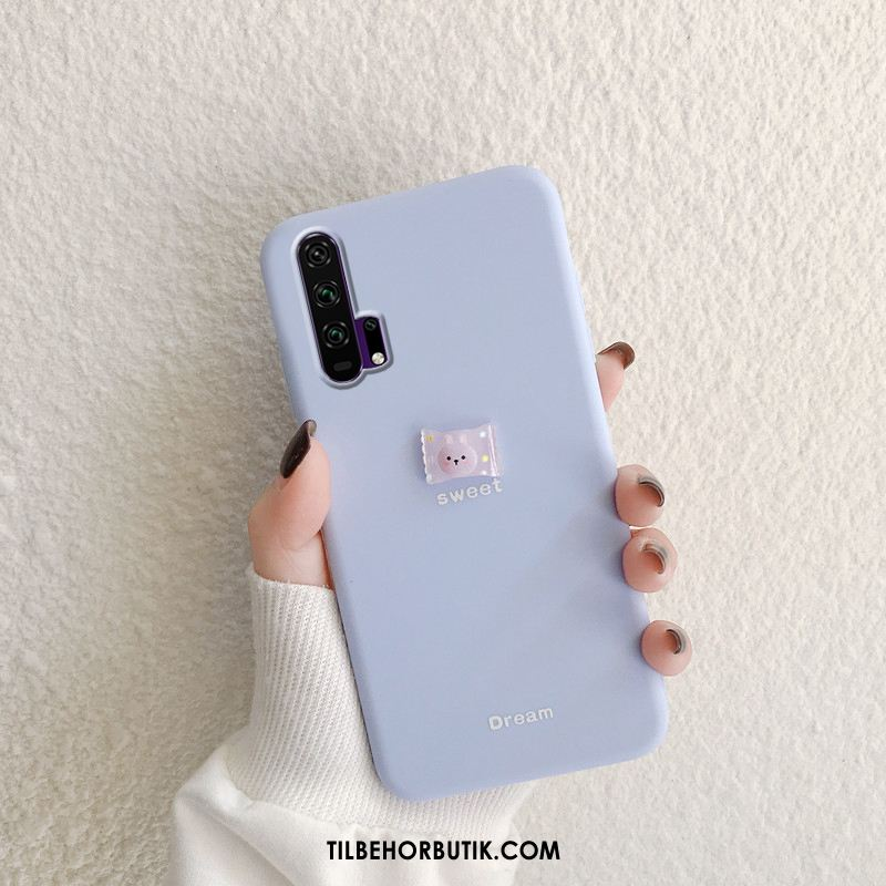 Honor 20 Pro Etui Frisk Ungdom Simple Af Personlighed Mini Salg