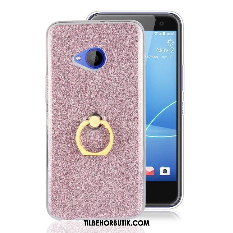 Htc U11 Life Etui Ungdom Pulver Rosa Guld Support Cover Online