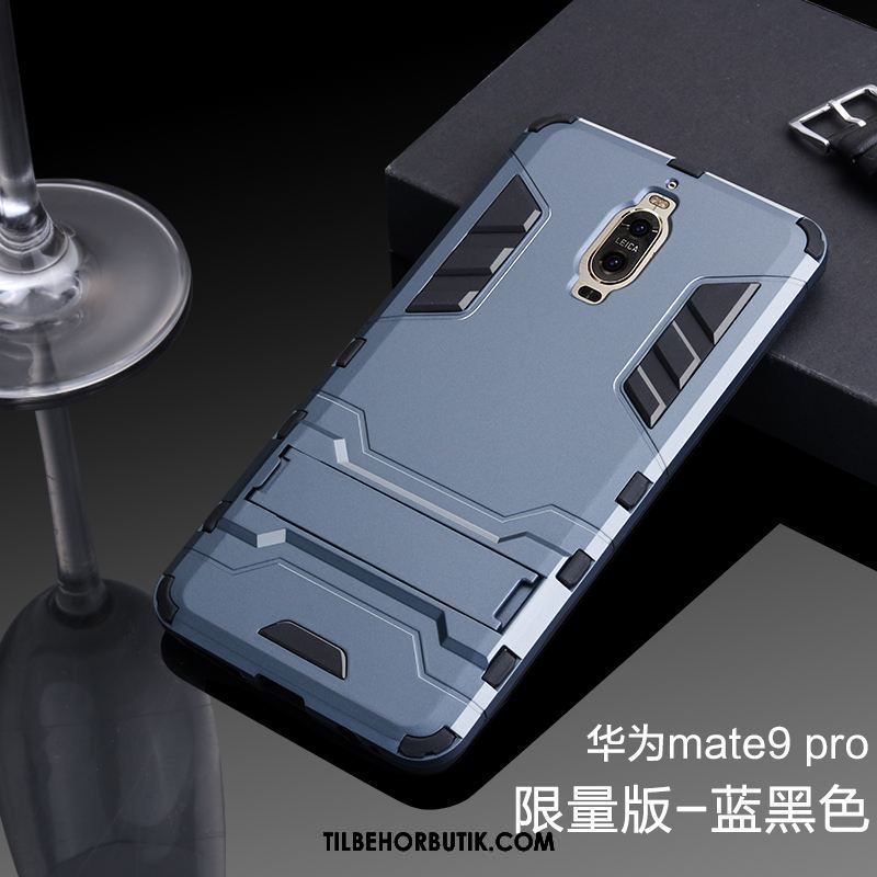 Huawei Mate 9 Pro Etui Silikone Trend Armour Cover Alt Inklusive Billig