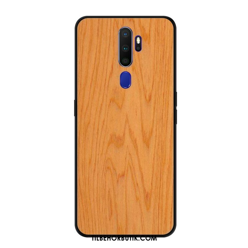Oppo A9 2020 Etui Trækorn Trend Simple Glas Cover Online