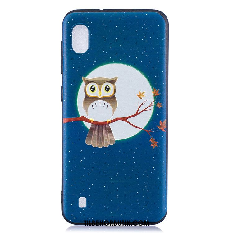 Samsung Galaxy A10 Etui Beskyttelse Cartoon Trend Alt Inklusive Cover Billige